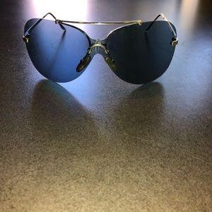Dior Accessories - Auth Vintage Christian Dior Aviator Sunglasses